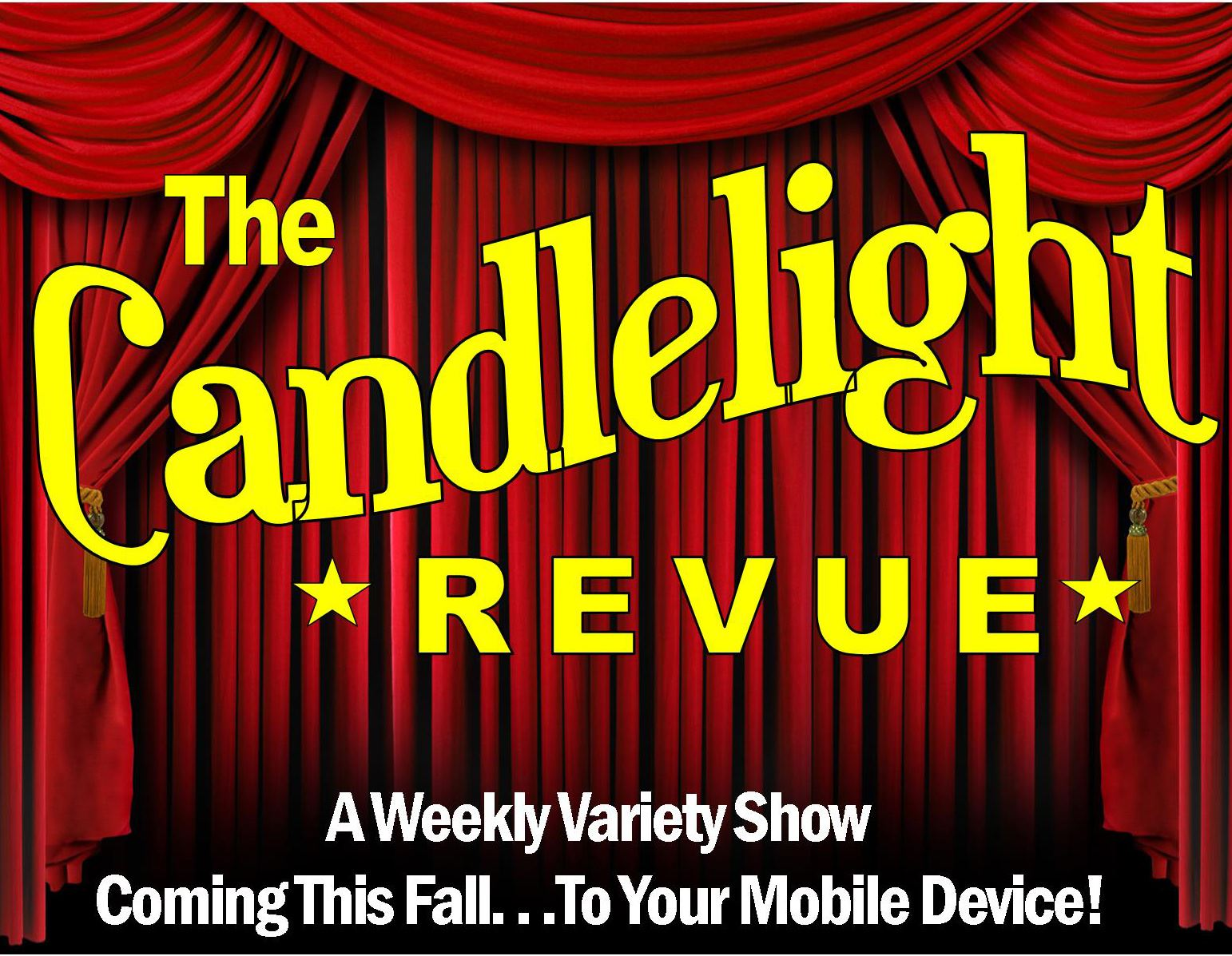 Candlelight Review Ad Card